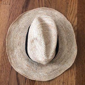 a2b426704 Women J Crew Straw Hat on Poshmark